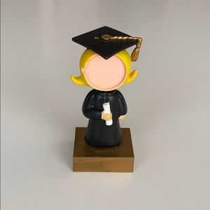 Graduation Bobble Head Picture Frame